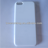 3D blank sublimation luminous mobile phone cover for i5C