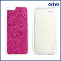 [GGIT] Wholesale Shinning but Simple Design for iPhone 6 Leather TPU Case