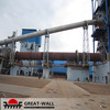 cement lime rotary kiln for calcining petroleum coke with 5 years Warranty