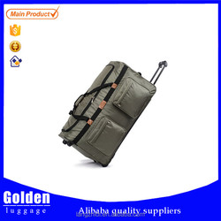 no moq luggage fabrics tote trolley bag best travel organiser for mountaining and hiking