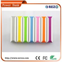 new design custom brand oem 2600mah cheap power banks