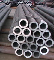 JIS S20C hot rolled black seamless steel pipe