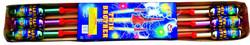 Good effect Twin Brother rocket fireworks MRO2048
