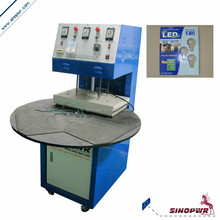 High frequency plastic blister heat sealing machine for sale
