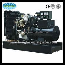 Excellent power of engine Lovol diesel generator