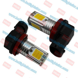 New fog led h11 24W COB canbus led bulb for car h8 h7 h4 tail lamp for auto