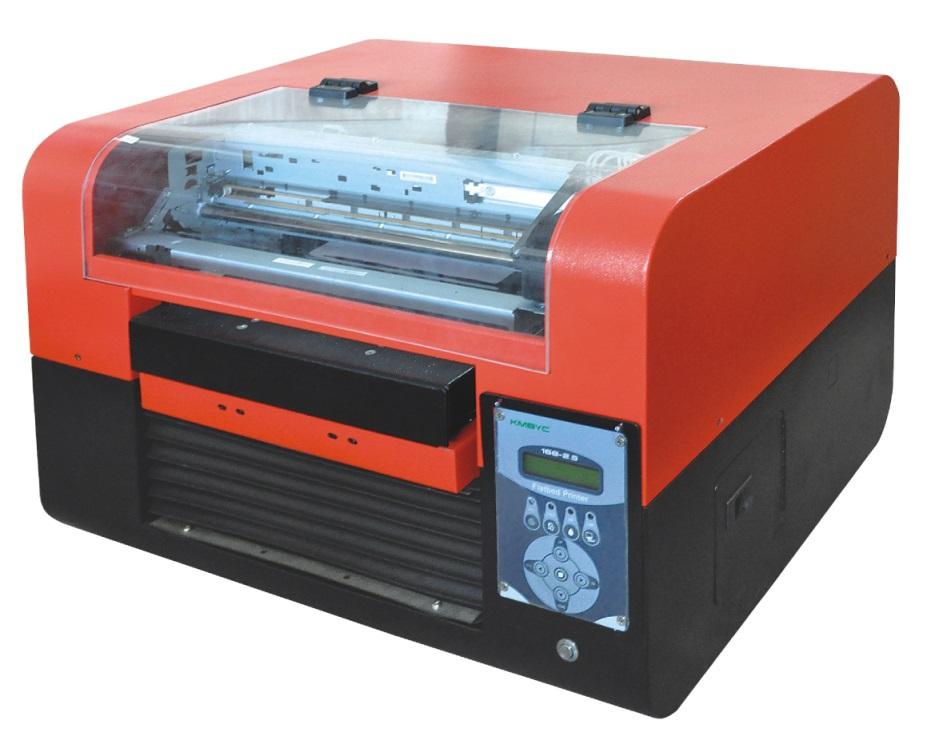 A4 uv led flatbed printer