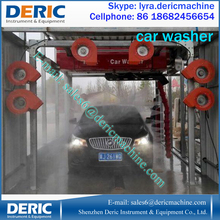 No Damage to Cars Automatic Car Wash At Factory Price , Car Wash Machine