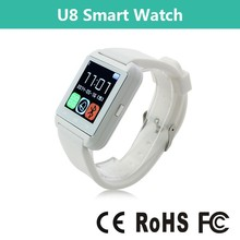 Hot products for 2015 U8 bluetooth Smart Watch for Android Smart Phone