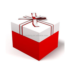 Brief art paper custom paper gift box in Packaging Boxes