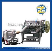 Howo truck parts D12 Euro4 Diesel Engine