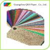 wholesale in China New Design glitter paper roll sticker paper self adhesive glitter paper