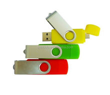 2015 hot sale high speed silicon/pvc usb flash drive
