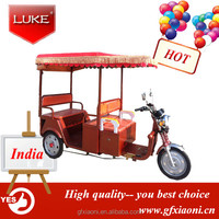 2015 Hot China bajaj cng battery auto rickshaw