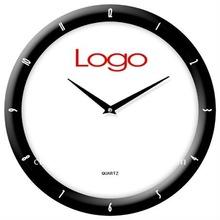 promotion Clock Can Add Logo gift wall quartz clock / Gift Wall clock /logo clock