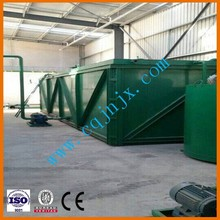 best technology dark and waste lubricant oil refinery for sale in china