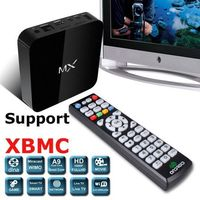 Wholesale Android Tv Box 4.4 13.0 Xbmc MX2 MX 4.2 Android 4.2 Max Tv Box Arabic Tv Channels