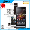 Matte touch screen protector film for Sony Xperia SP M35h OEM/ODM