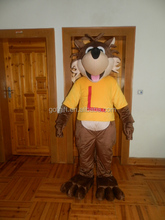 promotional Lovely custom mascot costume for adult wearing