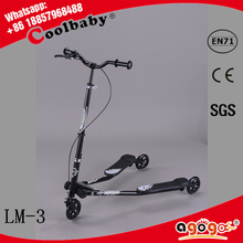 HOT saleing new 2013 New Design 3 Wheel Kick Scooter (CE SGS EN71+ OEM Design)