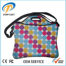 Customized Digital Printing Neoprene LAPTOP Bag With Handle