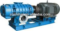 Pneumatic transmission roots blower