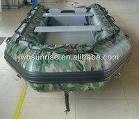 2013 the Camouflage Inflatable Boats
