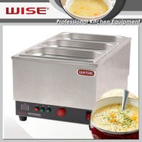High Quality Electric Table Top Electric Bain Marie As Catering Equipment