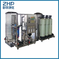 ZHP ro system with raw water tank