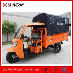 China OEM 150cc 200cc 250cc 300cc Big Wheel Drift Trike/3 Wheel Trike Car/Covered Trike