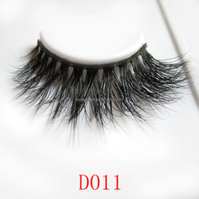 private label various styles 3D hand made mink lashes