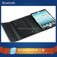 Transparent Wireless Keyboard Flexible Silicone Wireless 9.7 Inch Pc Leather Tablet Bluetooth For Ipad Mini Case With Keyboard