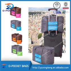 D-POCKET 32L new durable travel duffel bag waterproof