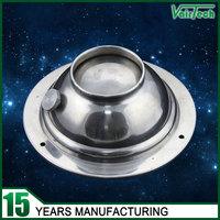 high quality stainless steel 304 round air conditioning adjustable air diffuser wall air vents