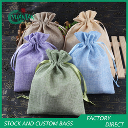 Wholesale Drawstring Indian Gift Bag Sunglasses Pouch