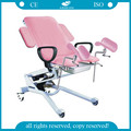 Ag-s102d CE & ISO eléctrica de múltiples funciones reclinable hospital sillas