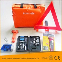 china supplier vehicles rescue emergency auto tool kits