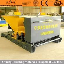 prestressed concrete slabs components / elements / parts equipment/ machine / production line