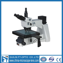 Upright Industry optical microscope for electronics binocular and trinocular microscope FD12405