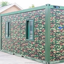 Moisture Proof Modern Commercial Green Four Person Home