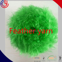 feather yarn art 100% nylon polyamide / polyester mink like competitive price fancy yarn feather yarn, feather yarn pattern