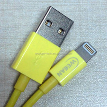 lighting MFi certified usb cable for iphone mobile phone accessory