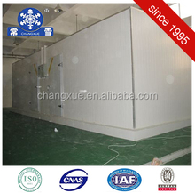 square walk in freezer chiller room