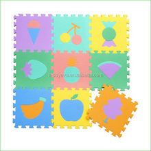 Fashion Best-Selling soft tpe foam sheet for children mat