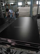 FOB qingdao shandong China 18mm Poplar Black Film Faced Plywood