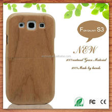 fashion wood cover for samsung galaxy s3 case