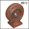 High pressure iron casting deep well submersible pump parts water pump parts