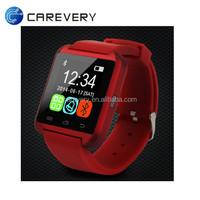 Cheapest wrist watch phone bluetooth, waterproof latest wrist watch mobile phone