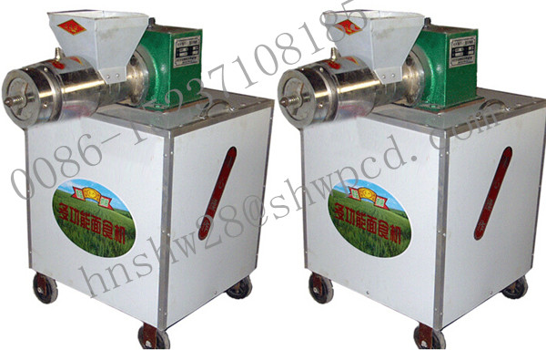 Korean Cold Corn Noodle Machine rice noodle making machine