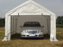 W12'xL24' outdoor metal structure car canopy